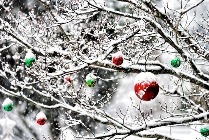 Буде морозно та сніжно. Погода на Святвечір та Різдво