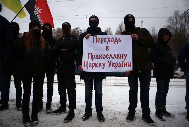 «Ви всі тут повії»: як націоналісти ходили у Вінниці до святих отців Російської церкви