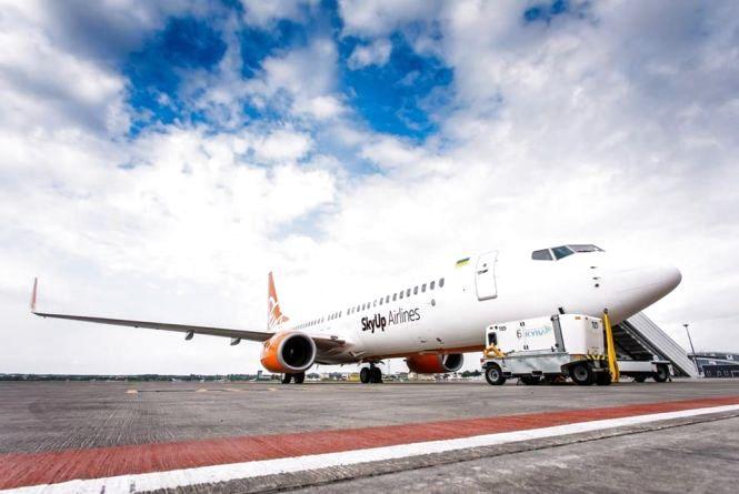 Авіакомпанія SkyUp виконала перший рейс з Вінниці до Єгипту. Куди ще літає?