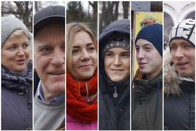 «Гарних політиків та спокою» Що вінничани бажають місту у 2019 році