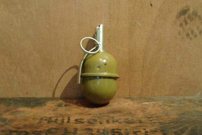 Вінничанин кинув гранату РГД-5 в поліцейського. Скільки йому «світить»?