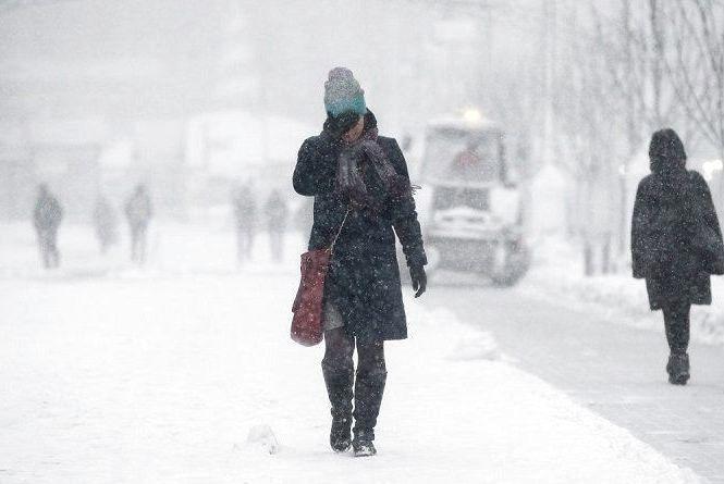 Жовтий рівень небезпеки: в Україні вирує циклон Benjamin. Будьте обережні!