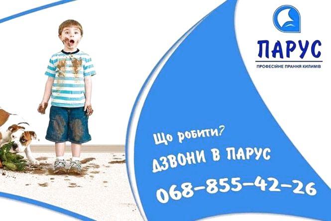 """Профессиональная чистка ковров от компании """"Парус"""" (Новости компаний)"""