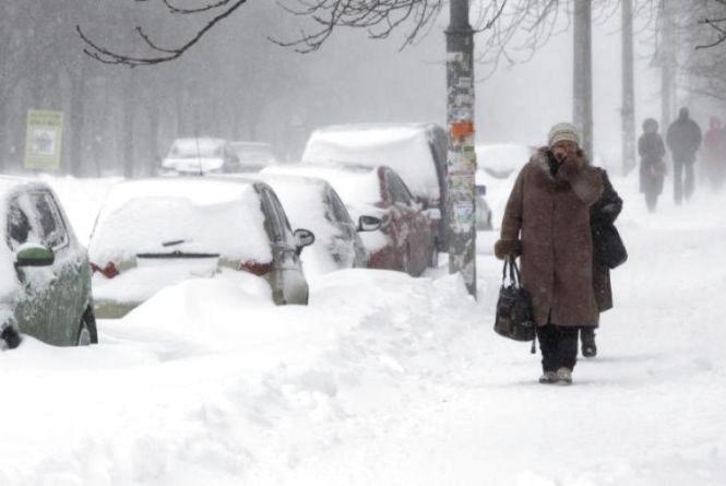 Циклони «наморозили градусів та колядують хуртовинами»: погода на тиждень