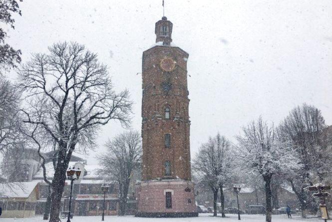 Прогноз погоди в Вінниці на сьогодні, 12 січня 2019 року
