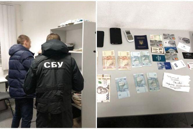 Депутат Чорноокий проходить свідком у кримінальній справі. Арештували його речі