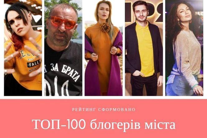 У Вінниці обрали сотню найпопулярніших блогерів. Хто увійшов до ТОП-списку?