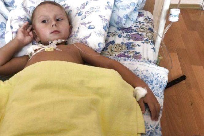 У маленького Сашка з Вінниці лейкемія. Потрібна наша допомога