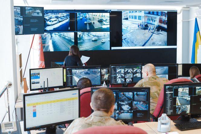 Ситуаційний центр: за вами слідкують 600 камер та штучний інтелект