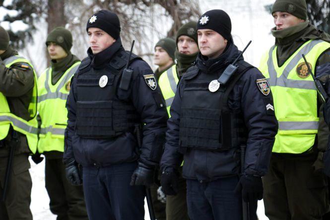 Безпека на Водохреща: область охоронятиме 650 поліцейських, а Вінницю - 100