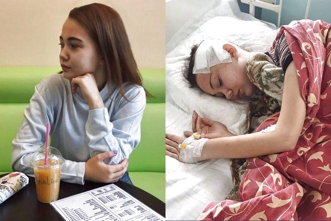 «Від болю Яна втратила свідомість» АТОшник збирає гроші на лікування дочки