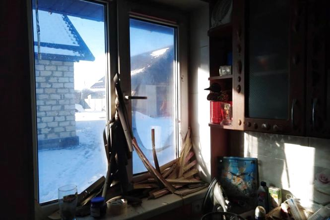 У Сутисках вибухнув газовий балон. Постраждалого рятують у лікарні Пирогова