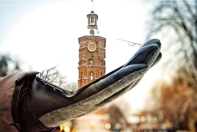 Вінниця в Instagram. Кращі фото за  21 - 26 січня