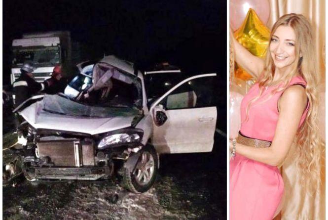 Жахлива ДТП: Hyundai влетів під фуру. Загинула фітнес-тренерка