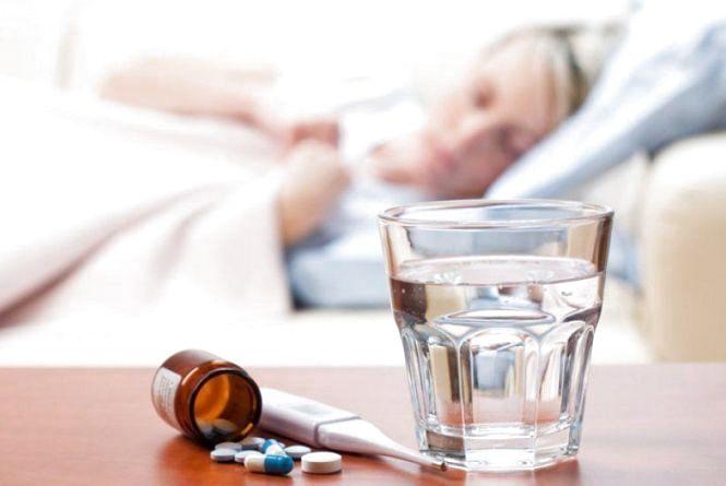 Марусяк: захворюваність на ГРВІ та грип зменшилась на 4,3 %