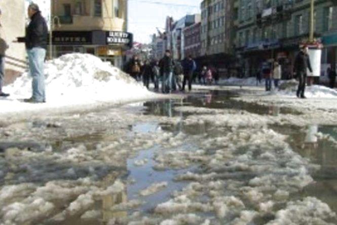 Що чекати від погоди вінничанам 29 січня? Прогноз