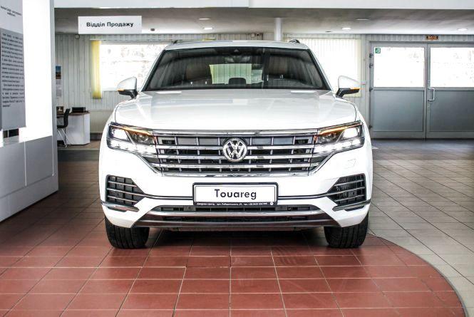 New Touareg - нова епоха для автотранспорту (Новини компаній)