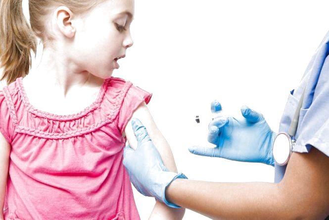 У садочках та школах безкоштовно вакцинують дітей від кору