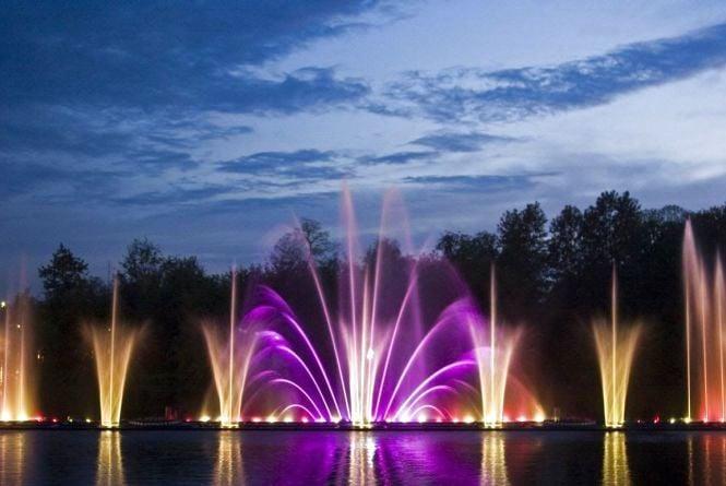 Хто виступатиме цього року на відкритті світломузичного фонтану ROSHEN