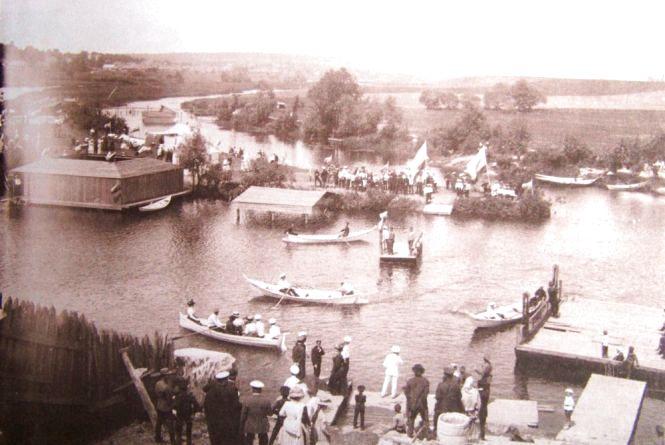 Острів з яхтами, купелями та боулінгом існував у Вінниці 100 років тому