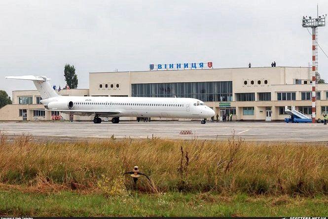 Результати аеропорту «Вінниця» за 2018 рік: 60 тисяч пасажирів та 11 місце в рейтингу