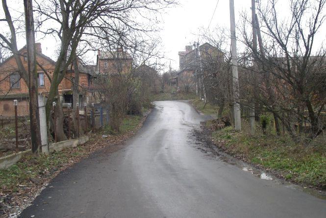 У місті торік заасфальтували ділянки на 30 вулицях. Де з'явилося нове покриття?