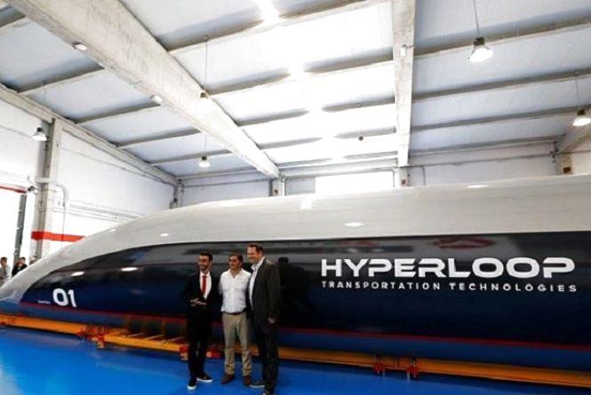 З Києва до Вінниці за 19 хвилин: розказали про основні маршрути Hyperloop