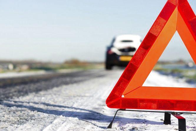 Смертельна аварія: на Вінниччині водій на позашляховику Subaru збив жінку