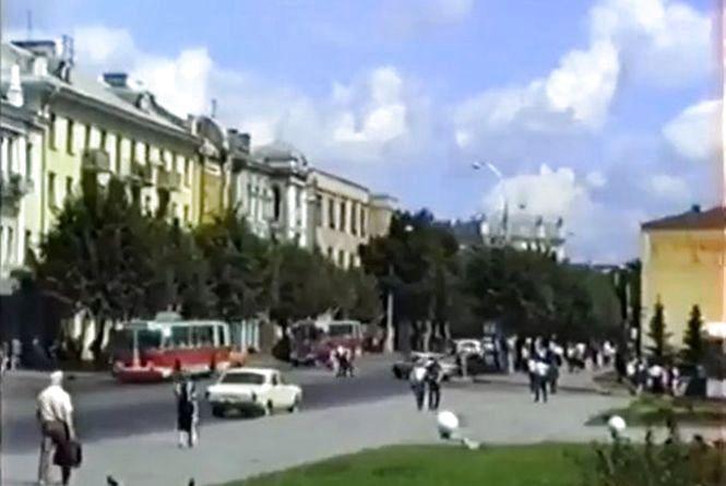 Ностальгія за минулим: виклали зворушливе відео Вінниці 1991 року