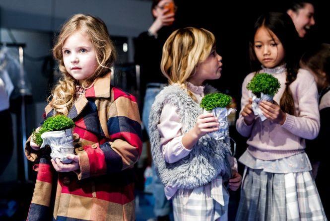 Семирічна вінницька модель підкорює європейські модні подіуми