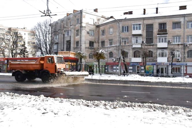 Прогноз погоди в Вінниці на сьогодні, 6 лютого 2019 року
