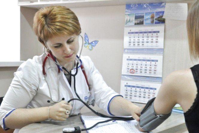 «Лікар в кожну родину»: скільки вінничан підписали декларації з сімейними?