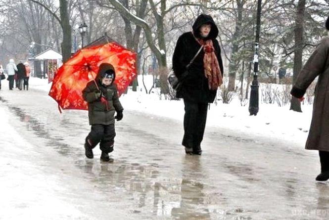 Прогноз погоди в Вінниці на сьогодні, 7 лютого 2019 року
