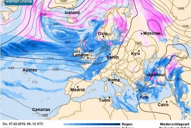 Завтра над Україною - антициклон. Яку погоду прогнозують?