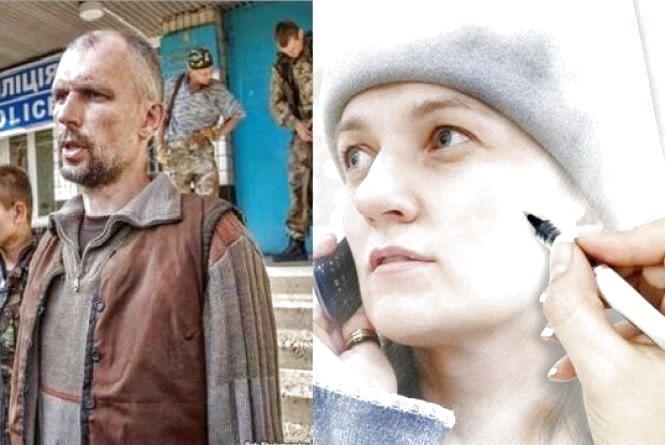 Підпільні газети у полоні: Кириченко зве на стрім заради порятунку дружини