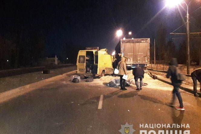 Смертельна аварія на Барському: троє загиблих та є постраждалі (ОНОВЛЕНО)