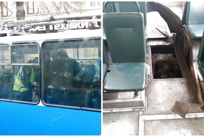 Справа про вибух колеса тролейбуса: призначили експертизу, щоб дізнатися причини аварії