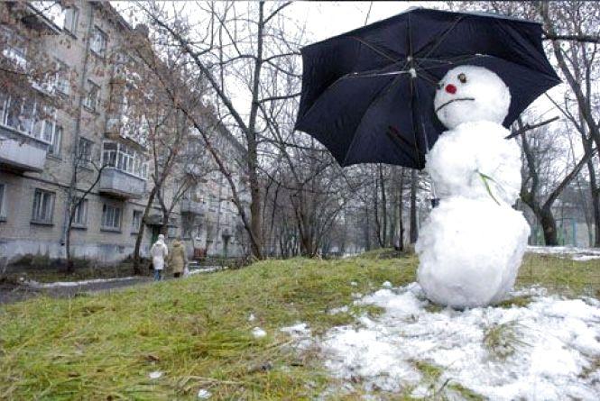 Прогноз погоди в Вінниці на сьогодні, 10 лютого 2019 року