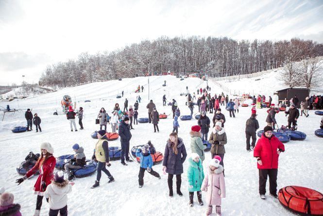 Ідеальний зимовий відпочинок - це тюбінговий парк DreamParkVinnytsia! (Новини компаній)