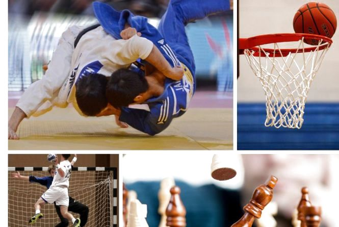 Анонси спортивного тижня: шахи, баскетбол, гандбол, дзюдо