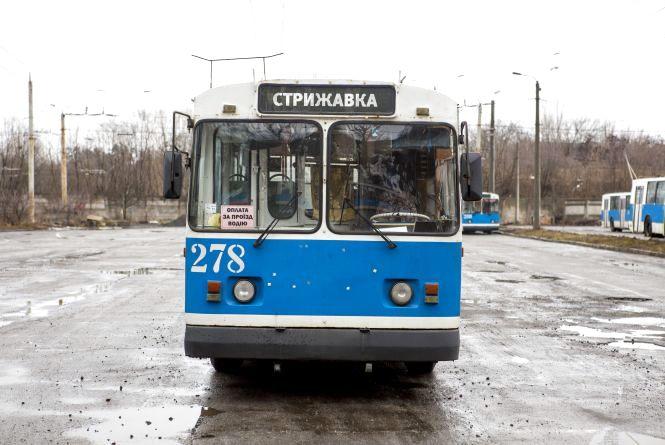 Наскільки можливо, що вінницький тролейбус буде їхати до Стрижавки?