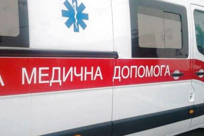 На Київській водій «ВАЗу» збив хлопця. Потерпілий госпіталізований до лікарні