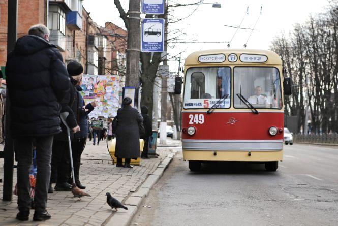 Чому тролейбус був таємним і куди поділися «гармошки»