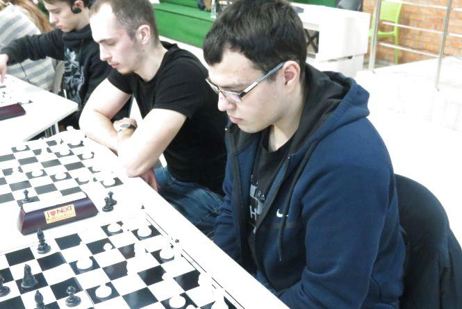Вінницький турнір серед шахістів-аматорів виграв наймолодший учасник