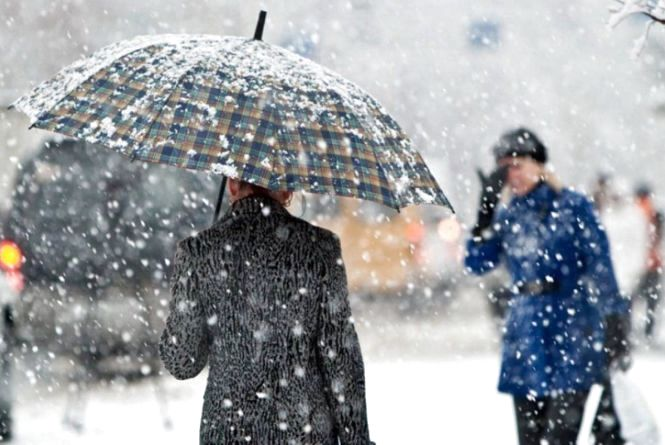 Прогноз погоди в Вінниці на сьогодні, 21 лютого 2019 року