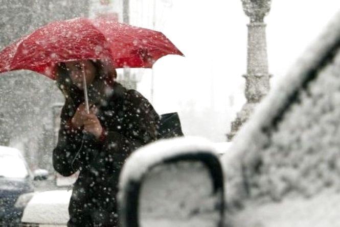 Прогноз погоди в Вінниці на сьогодні, 22 лютого 2019 року