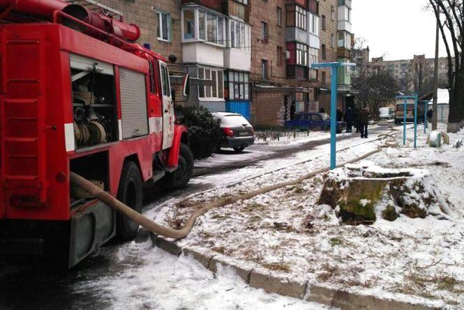 Смертельна пожежа у квартирі на вулиці Тичини: перші подробиці трагедії