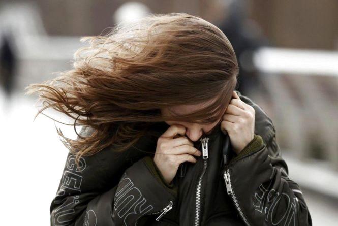 На Вінниччині оголосили штормове попередження