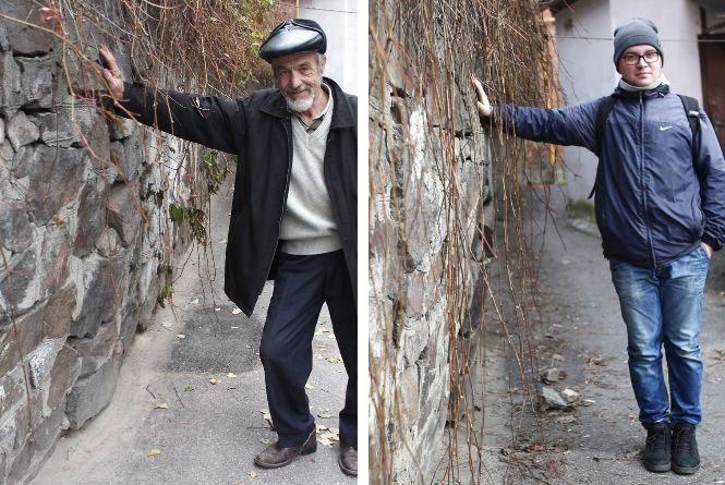 Стіна на Оводова може впасти на дім. Її обіцяли відремонтувати у 2017 році