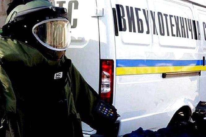 Сапери, собаки і рятувальники: замінували управління патрульної поліції